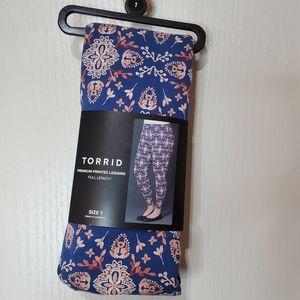 Torrid,Premium Printed Leggings